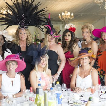 ladies' day attendees