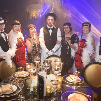 The Great Gatsby Christmas Party
