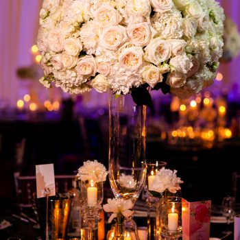 flower table centrepiece