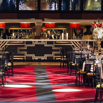 Great Gatsby Christmas Bar
